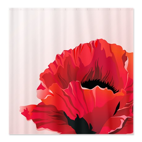 Makanahele.com | Category | Abstract Art Shower Curtains