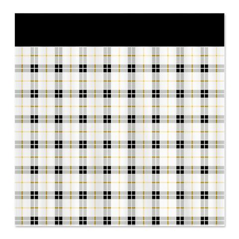 Country Plaid Shower Curtain 18