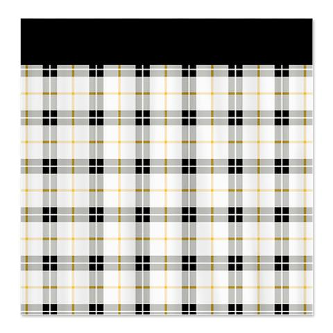 Country Plaid Shower Curtain 19