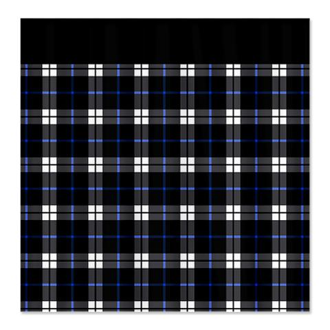 Country Plaid Shower Curtain 7