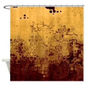 Abstract Art 79 Shower Curtain