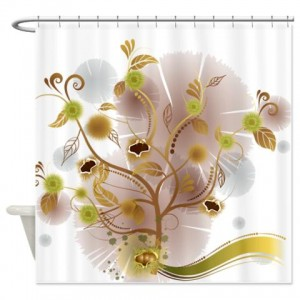 Autumn Leaves 10 Shower Curtain