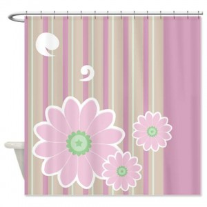 Floral Greetings 10 Shower Curtain