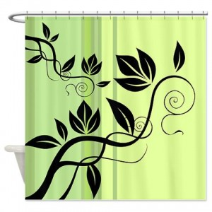 Floral Greetings 22 Shower Curtain