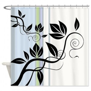 Floral Greetings 23 Shower Curtain