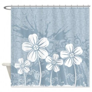 Floral Greetings 03 Shower Curtain