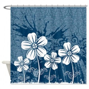 Floral Greetings 04 Shower Curtain