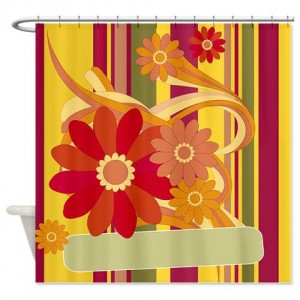 Floral Greetings 08 Shower Curtain