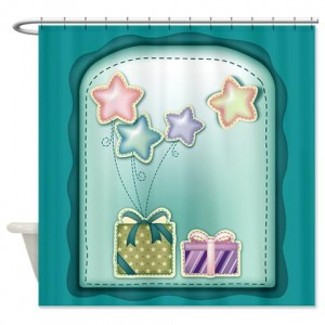 Quilt square 007 Shower Curtain
