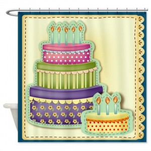 Quilt Square 010 Shower Curtain