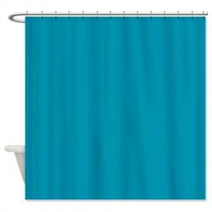 Blue 2 Shower Curtain