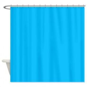 Crayola Spiro Disco Ball Shower Curtain