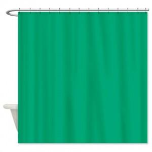 Green3 Shower Curtain