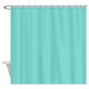 Tiffany Blue 1 Shower Curtain