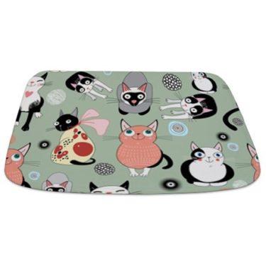 Cat Parade Bathmat