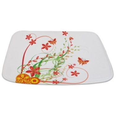 Floral 3 Bathmat