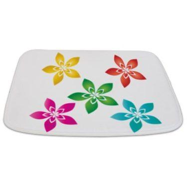 Floral 7 Bathmat