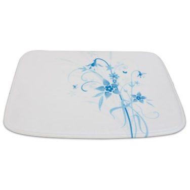 Floral 8 Bathmat