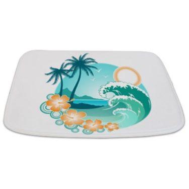 Island 1 Bathmat