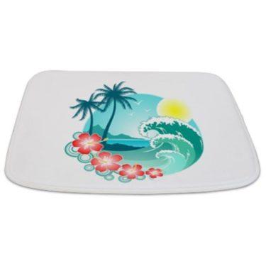 Island 3 Bathmat