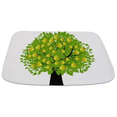 Pear Tree Bathmat