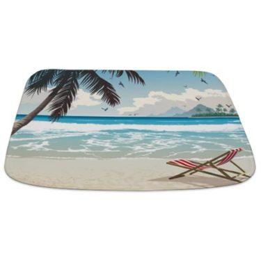 Perfect Beach Day Bathmat