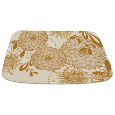 Pretty Asian-Inspired Mums 07 Bathmat