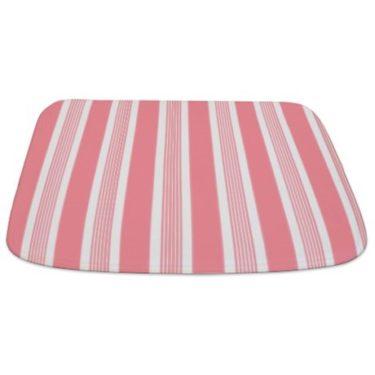 Stripes Amaryllis Bathmat